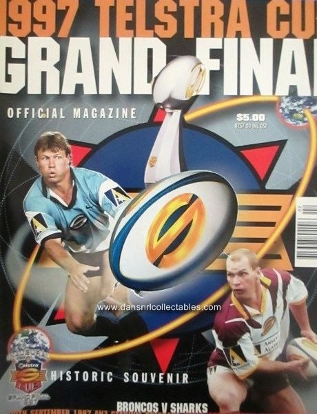 1997 Super League (Australia) season wwwdansnrlcollectablescomcontentsmedia199720