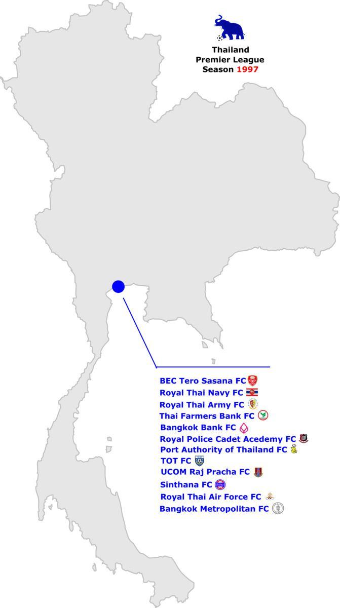 1997 Thailand Soccer League