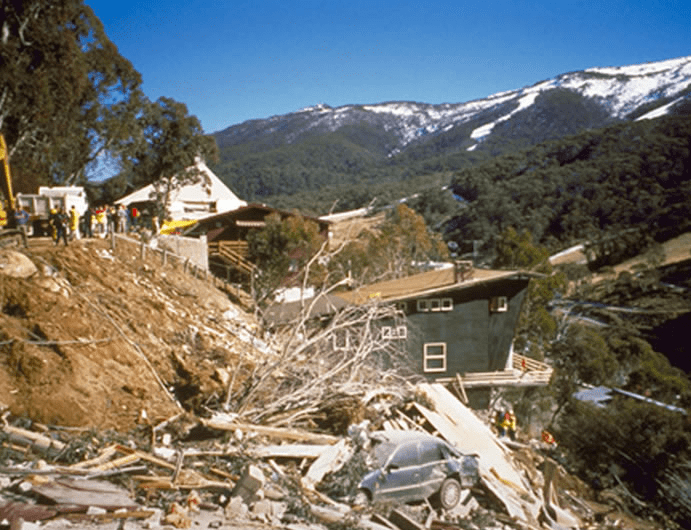 1997 Thredbo landslide Thredbo Landslide 1997 Death of the Innocent handerson1234