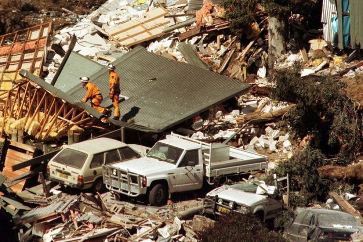 1997 Thredbo landslide Thredbo landslide ABC News Australian Broadcasting Corporation