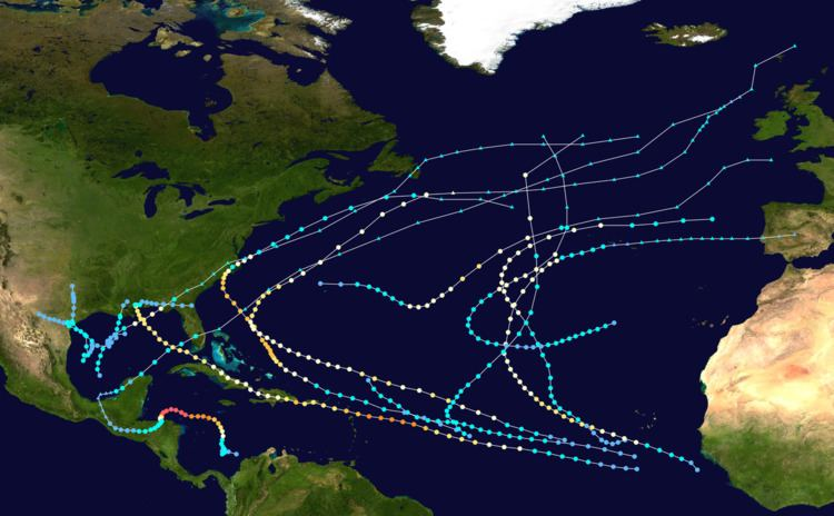 1998 Atlantic hurricane season
