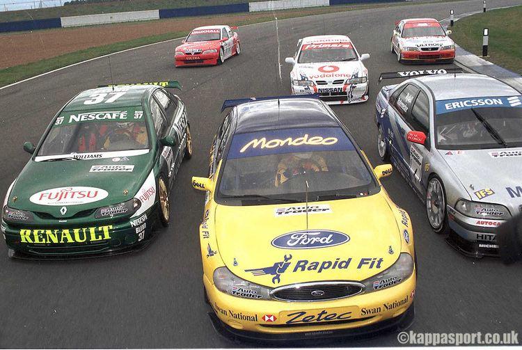 1998 British Touring Car Championship NCM38587 BTCC 99jpg Kappa Sport Pictures