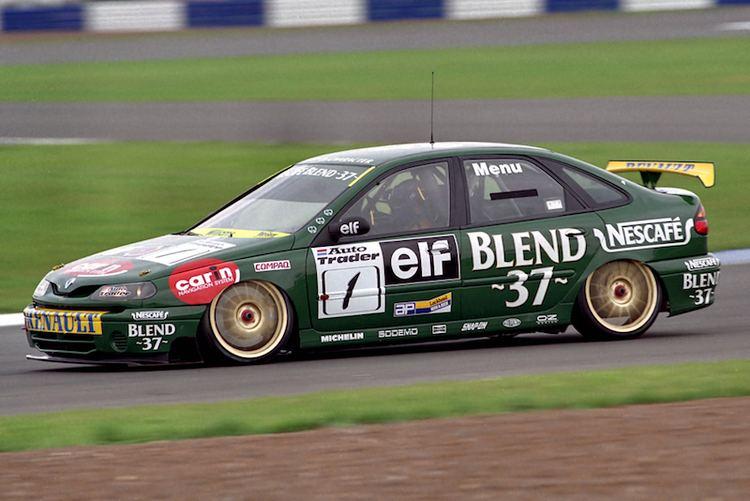 1998 British Touring Car Championship Alain Menu returns to the BTCC