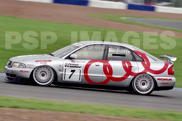 1998 British Touring Car Championship Zenfolio TouringCarImagescom 1998 BTCC 7 John Bintcliffe