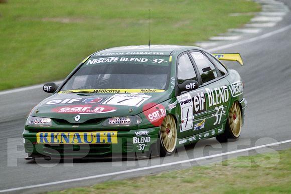 1998 British Touring Car Championship Zenfolio TouringCarImagescom 1998 BTCC 1 Alain Menu