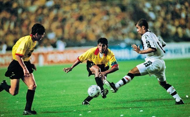 1998 Copa Libertadores Barcelona reeditar la final de la Copa Libertadores 1998 Revista
