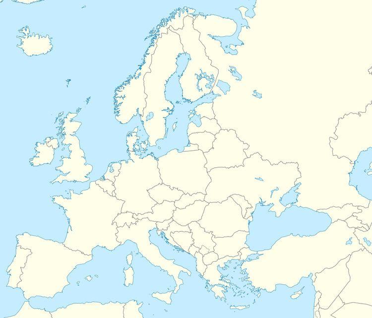 1998 Euro Beach Soccer League
