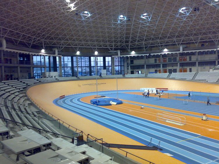 1998 European Athletics Indoor Championships