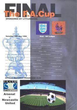 1998 FA Cup Final httpsuploadwikimediaorgwikipediaenaa9199
