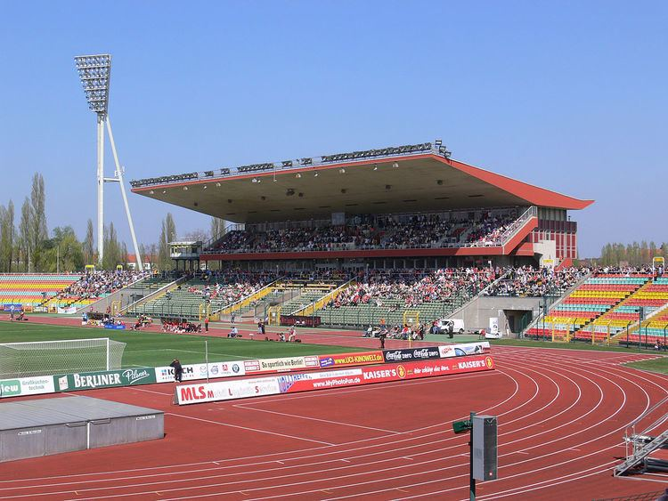 1998 German Athletics Championships