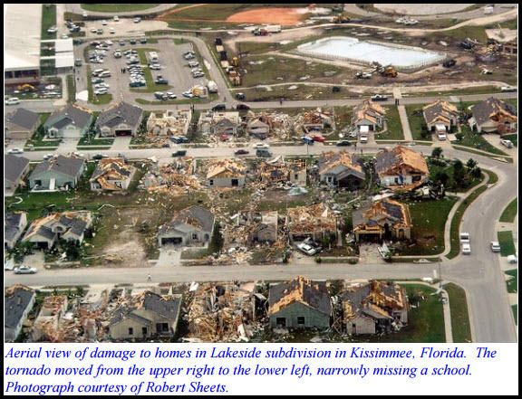1998 Kissimmee tornado outbreak This Day in Weather History February 22nd