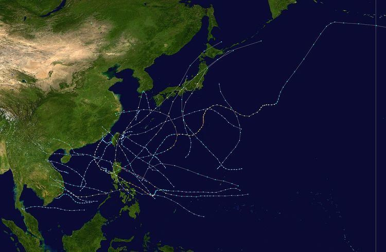 1998 Pacific typhoon season