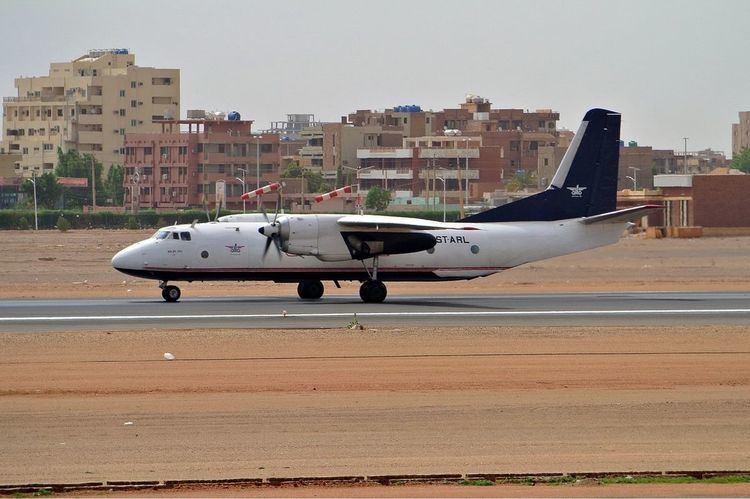 1998 Sudan Air Force crash