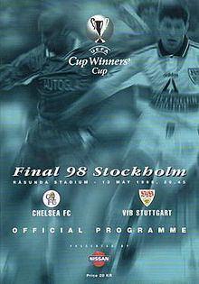 1998 UEFA Cup Winners' Cup Final httpsuploadwikimediaorgwikipediaenthumb1