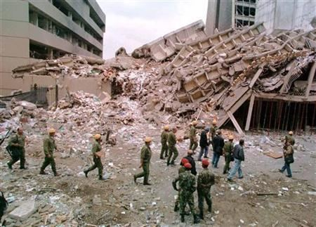 1998 United States embassy bombings 1998 US Embassies in Africa Bombings Fast Facts Houston Style