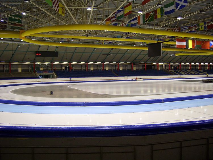 1998 World Allround Speed Skating Championships