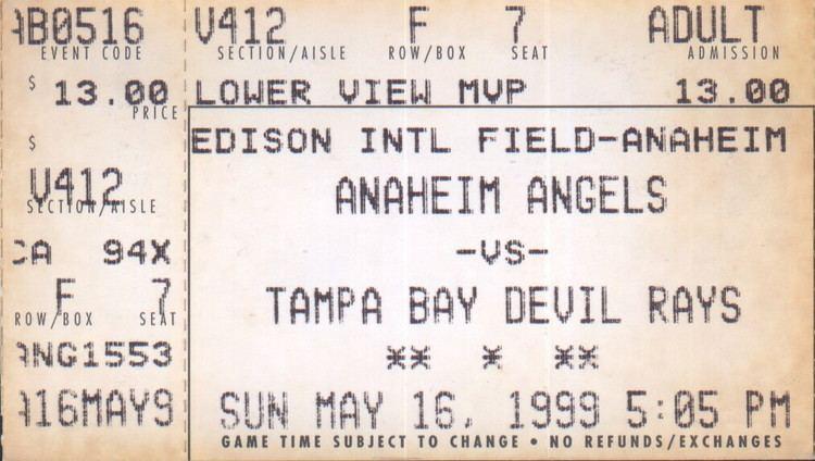 1999 Anaheim Angels season