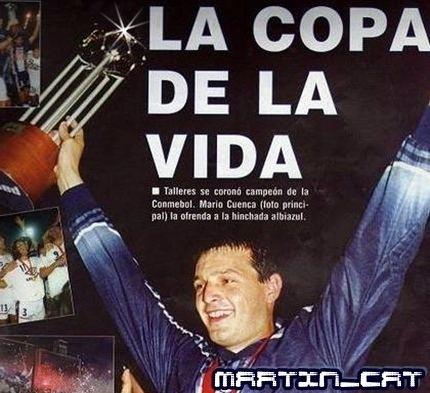 1999 Copa CONMEBOL Opiniones de Copa Conmebol