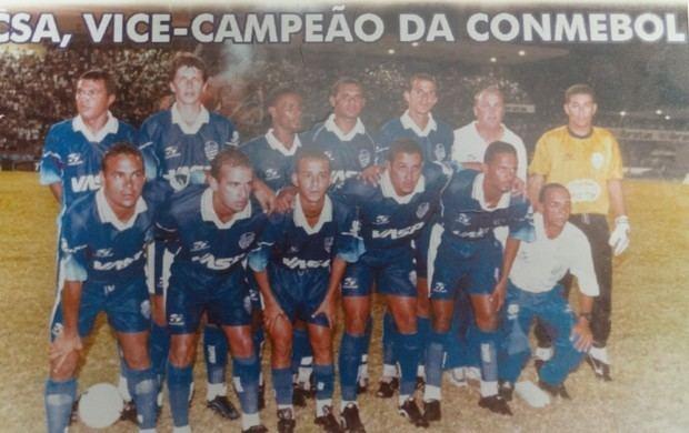 1999 Copa CONMEBOL CSA o nico clube do Nordeste a disputar uma deciso internacional