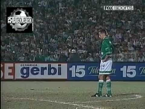 1999 Copa Libertadores Palmeiras 2 vs Deportivo Cali 1 Copa Libertadores 1999 FUTBOL RETRO