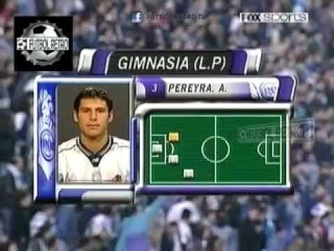 1999 Copa Libertadores River Plate 3 vs Gimnasia LP 2 Clasificacion Copa Libertadores 1999