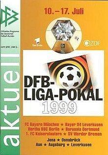 1999 DFB-Ligapokal httpsuploadwikimediaorgwikipediaenthumb2