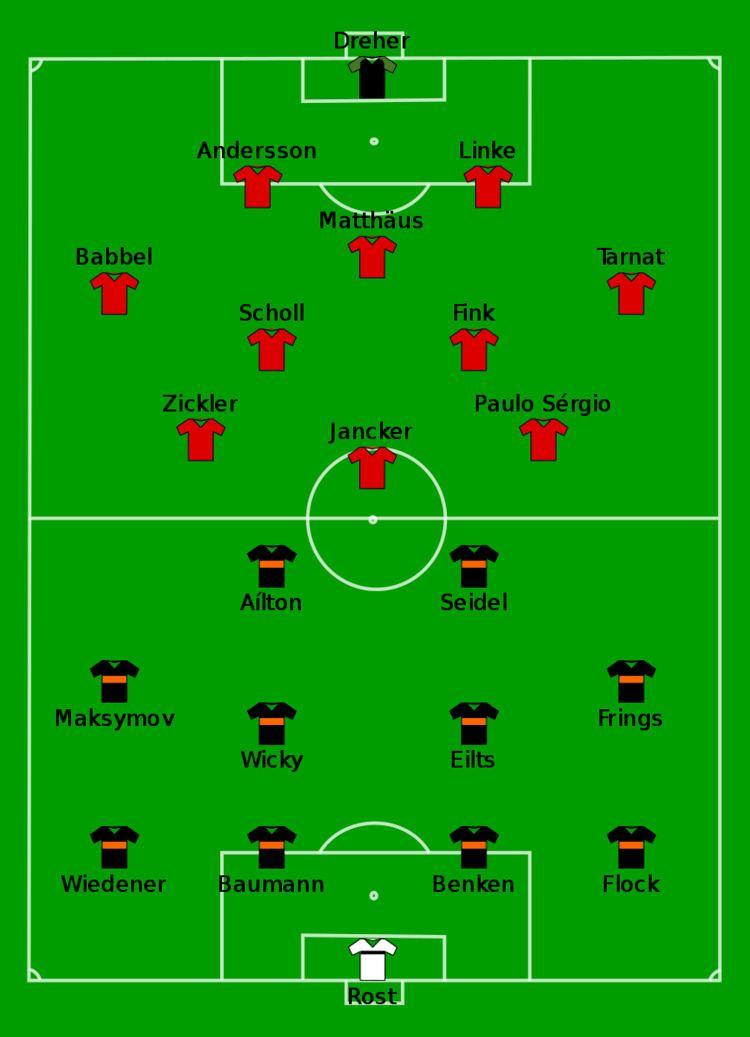 1999 DFB-Ligapokal Final
