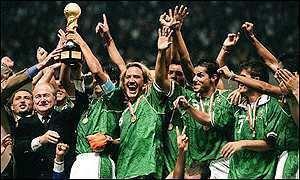 1999 FIFA Confederations Cup BBC SPORT WORLD CUP 2002 Confederations Cup fever