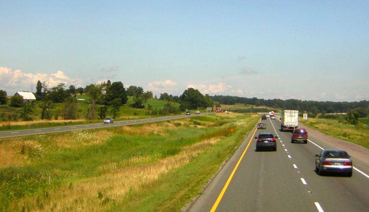 1999 Highway 401 crash