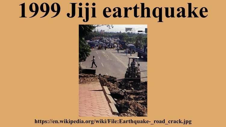 1999 Jiji earthquake 1999 Jiji earthquake YouTube