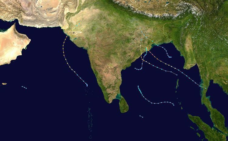 1999 North Indian Ocean cyclone season