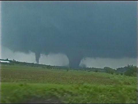 1999 Oklahoma tornado outbreak May 3 1999 Oklahoma Tornado Outbreak YouTube