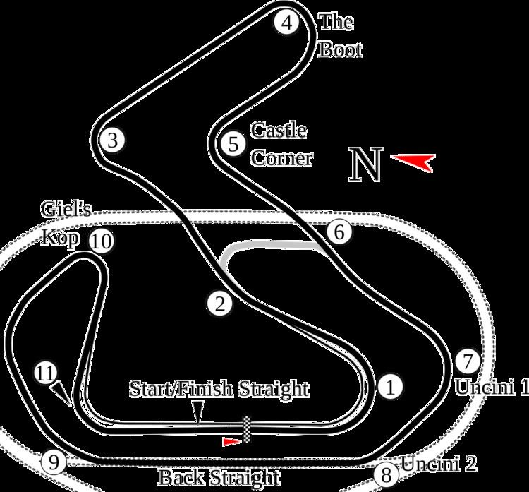 1999 South African motorcycle Grand Prix