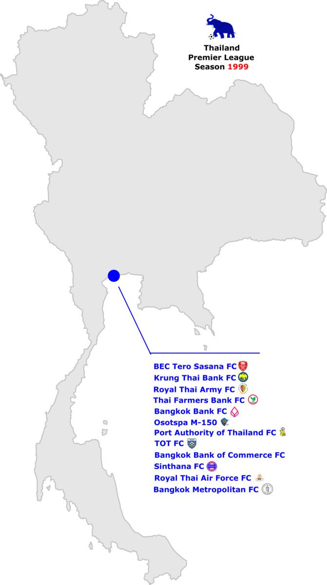 1999 Thai Premier League