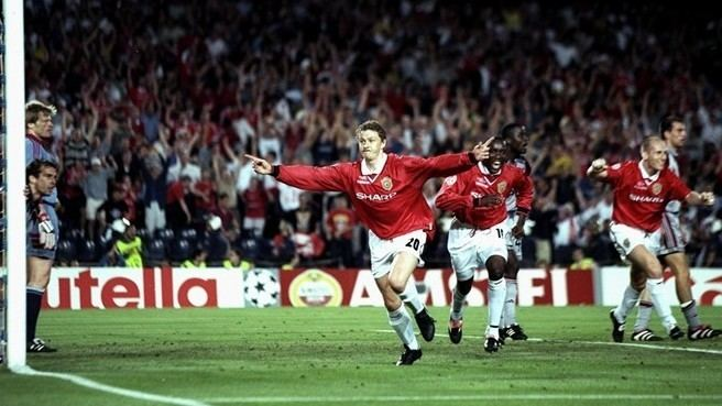 1999 UEFA Champions League Final United hope to party like it39s 1999 UEFA Champions League News