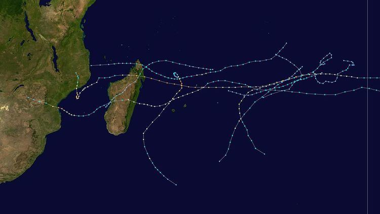 1999–2000 South-West Indian Ocean cyclone season