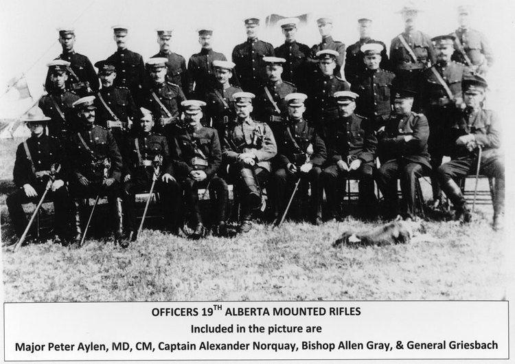 19th Alberta Dragoons