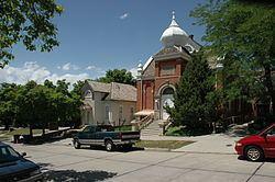 19th Ward Meetinghouse and Relief Society Hall httpsuploadwikimediaorgwikipediacommonsthu