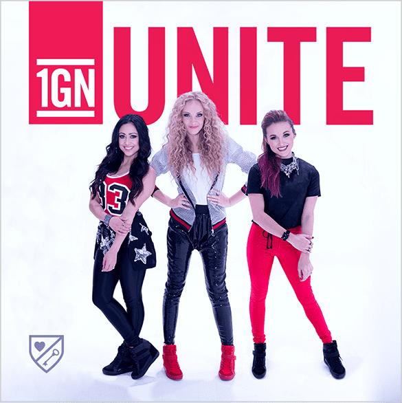 1GN 1GN1Girl Nation Official Website