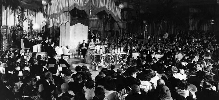 1st Academy Awards On This Day May 16 1929 First Academy Awards ceremony AlllenAll