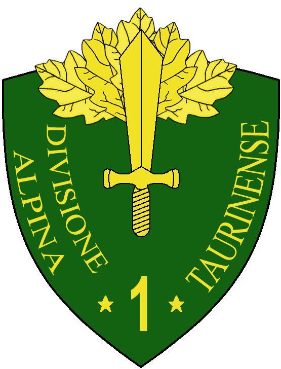 1st Alpine Division Taurinense