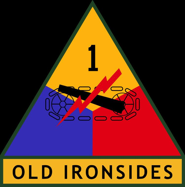 1st Armored Division (United States)