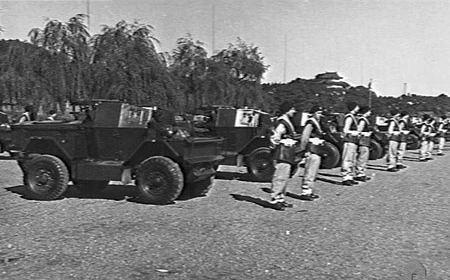 1st Armoured Car Squadron (Australia)