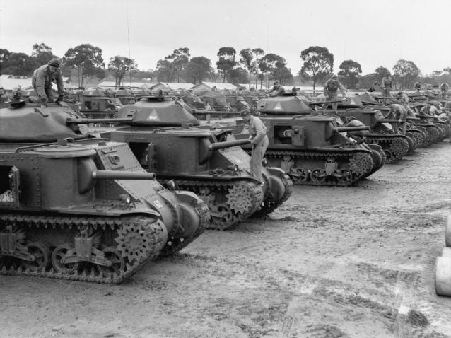 1st Armoured Division (Australia)