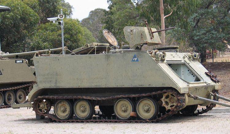 1st Armoured Personnel Carrier Squadron (Australia)