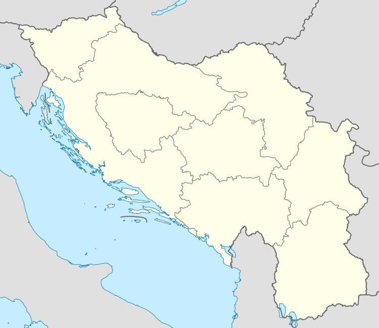 1st Army (Kingdom of Yugoslavia)
