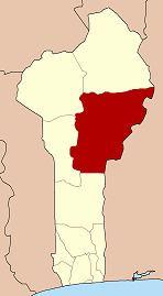 1st arrondissement of Parakou