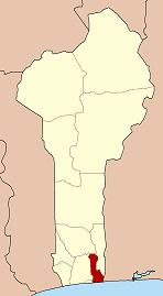 1st arrondissement of Porto-Novo