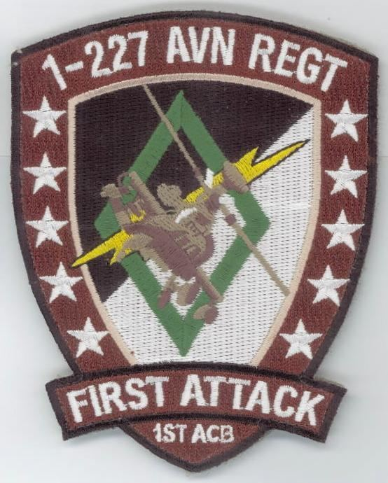 1st Battalion, 227th Aviation Regiment (United States)