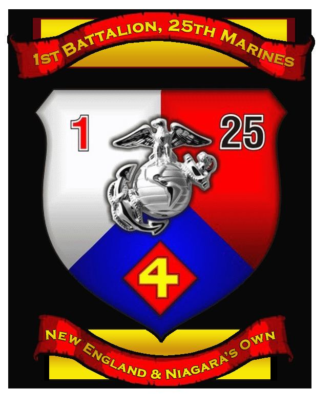1st Battalion 25th Marines